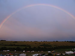 Bimble Rainbow taken by Andy Clarke